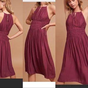 Moulinette Soeurs Anthropologie size 2 dress